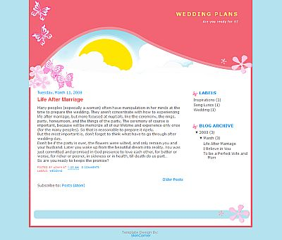 butterfly-blogger-template