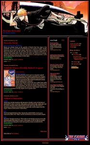 bleach-blogger-template