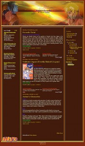 naruto-blogger-template