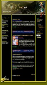 zelda-blogger-template