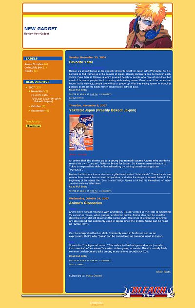 bleach-retro-blogger-template